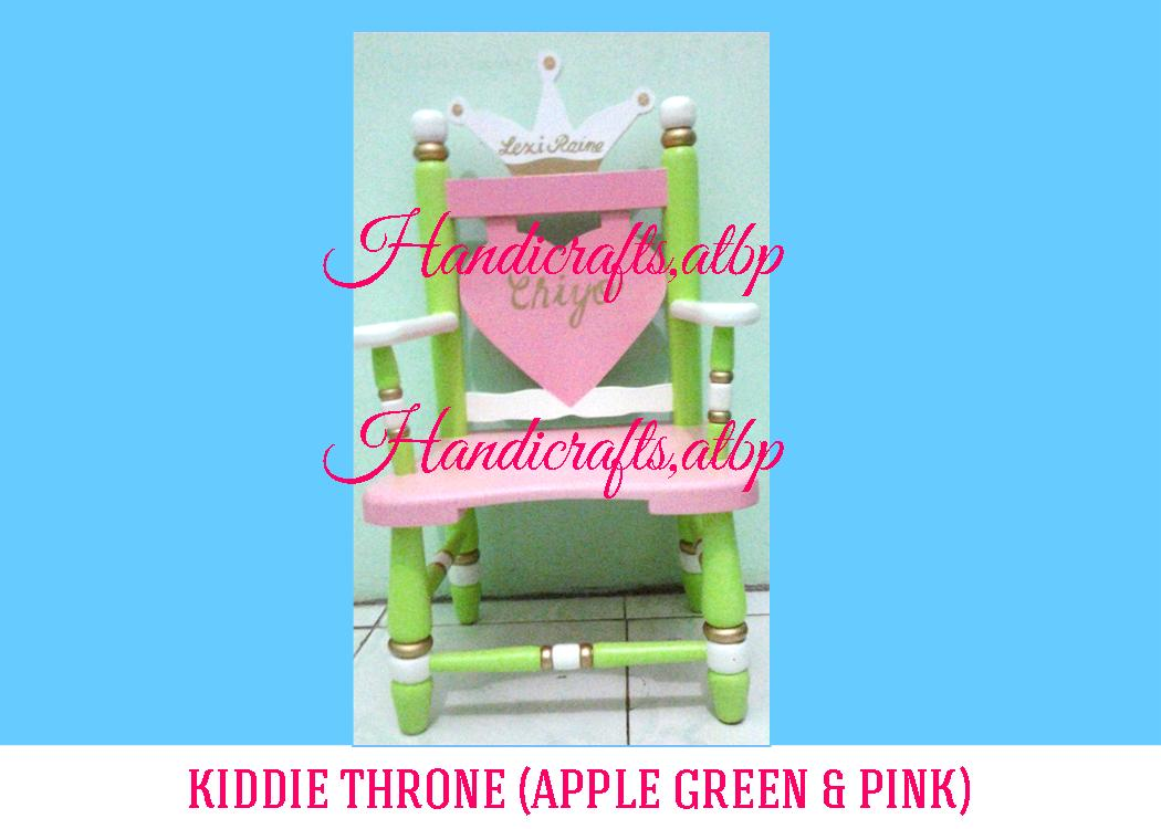 Kiddie Throne Handicrafts Atbp